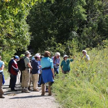 Group Shot 2, Latta Prairie Field Trip